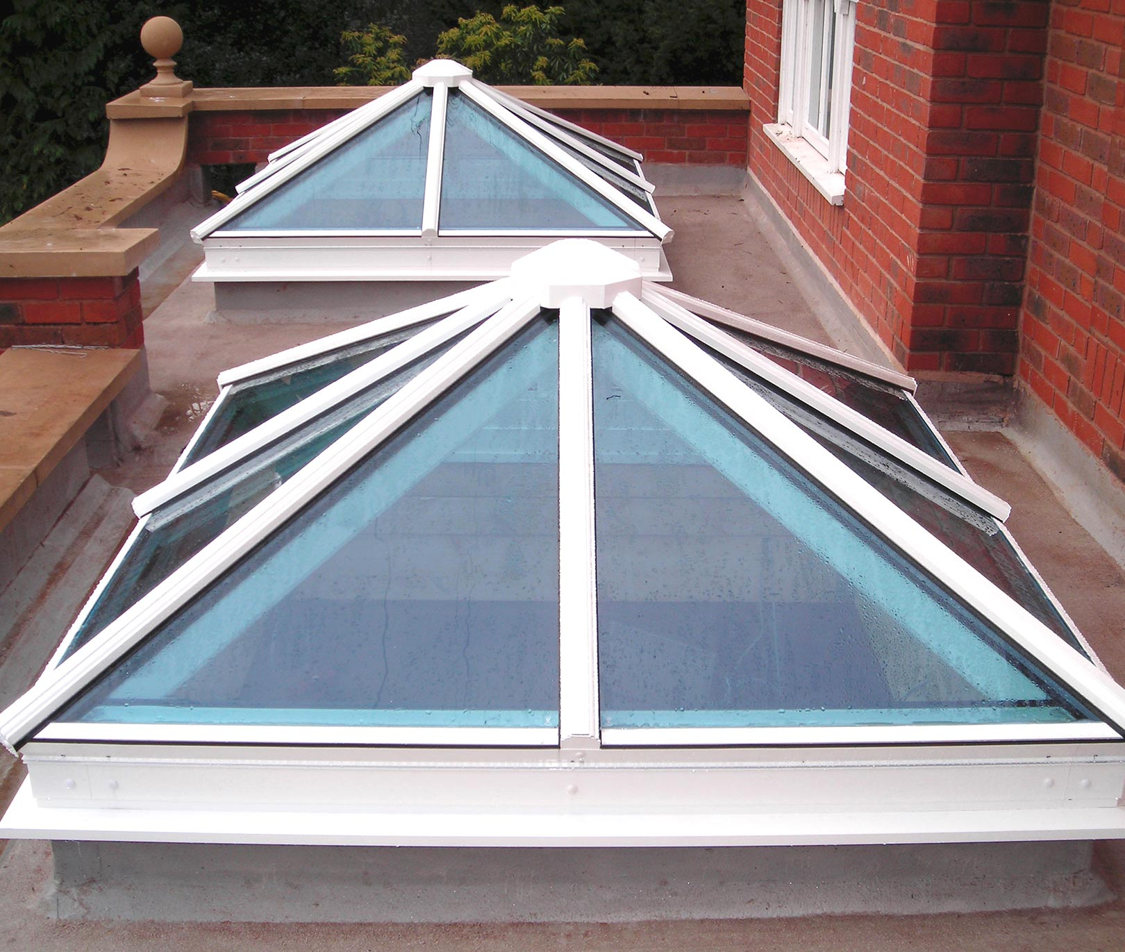 Roof Lanterns And Glazed Roofs Design Bifolds