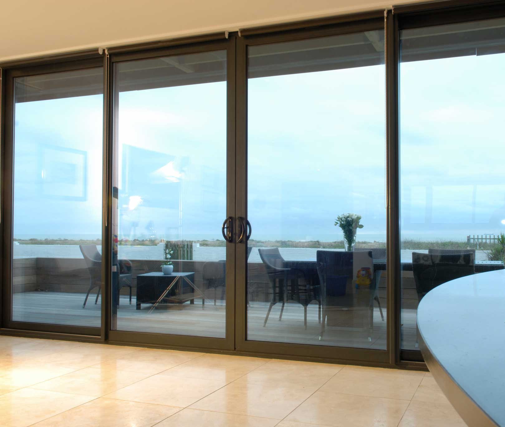 Large sliding glass patio doors for Outside sliding glass doors