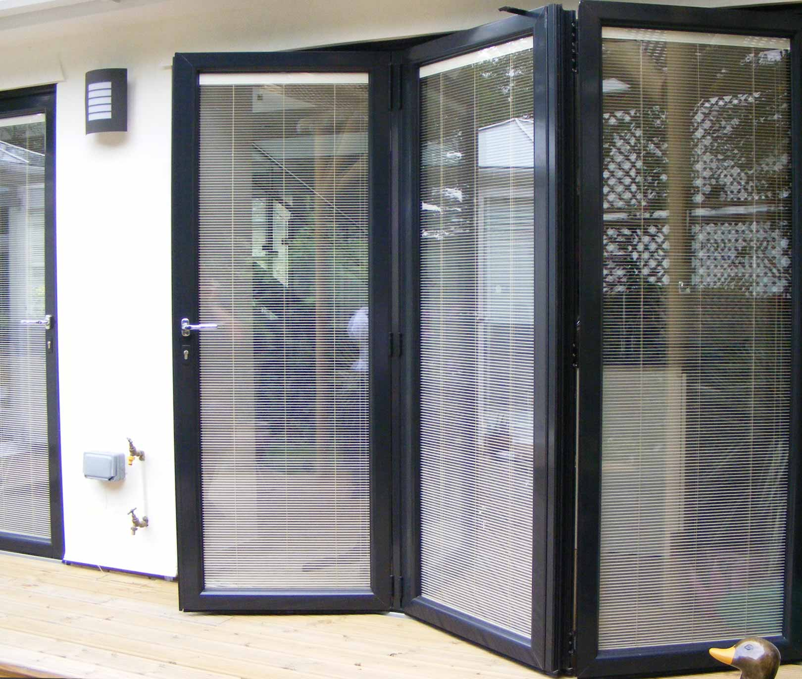 Aluminium Bifold Doors Design Bifolds